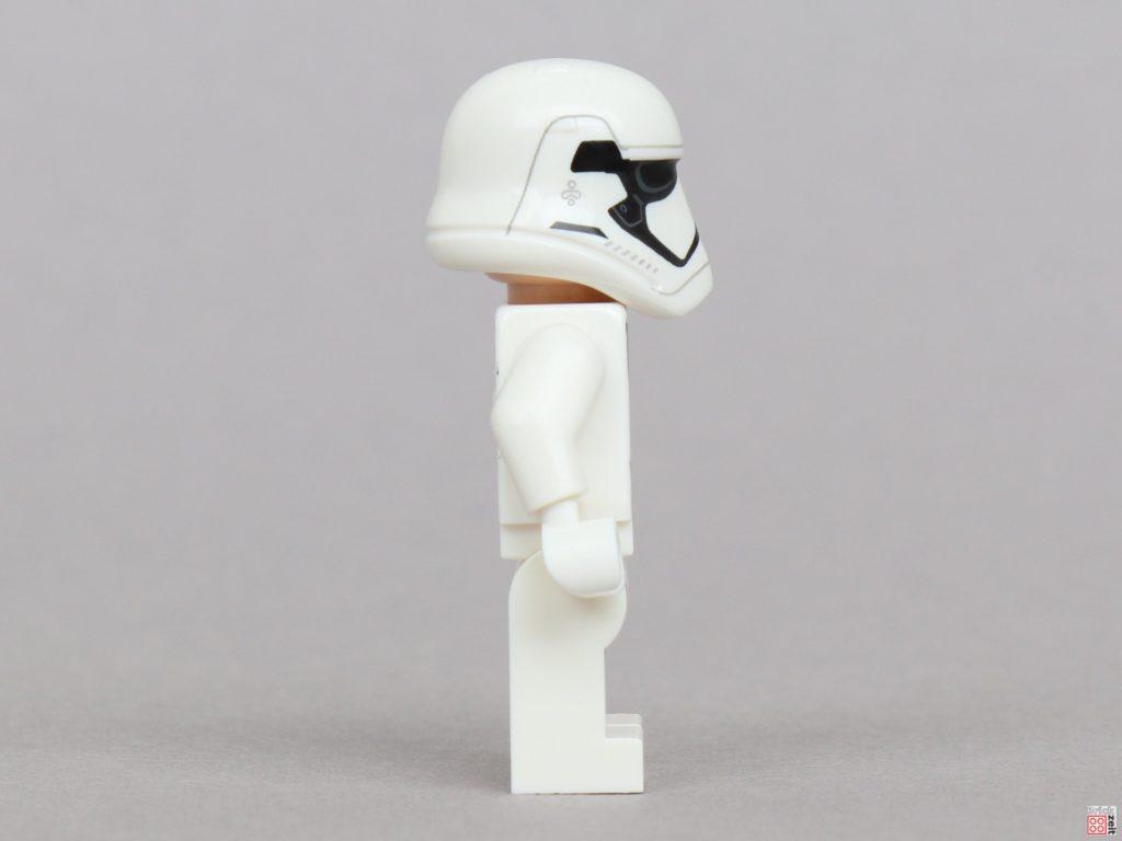 LEGO® Star Wars™ Magazin Nr. 51 - First Order Stormtrooper, rechte Seite | ©2019 Brickzeit