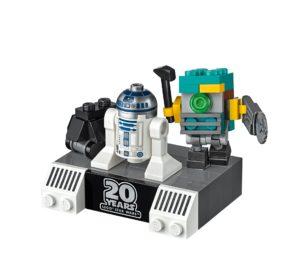 LEGO Star Wars 75522 Mini Boost Droide | ©LEGO Gruppe
