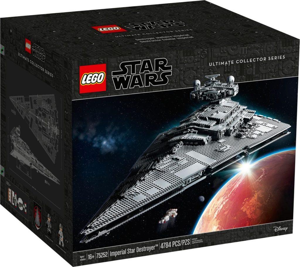 LEGO Star Wars 75252 UCS Imperial Star Destroyer | ©LEGO Gruppe