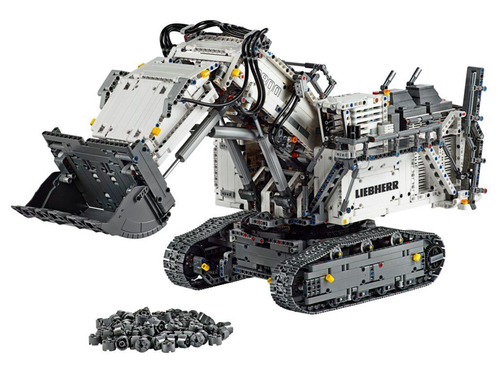 LEGO Technic 42100 Liebherr Bagger R 9800 - Bild 1 | ©LEGO Gruppe