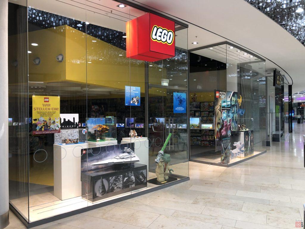 LEGO Store München-Pasing am 18.09.2019 | ©2019 Brickzeit