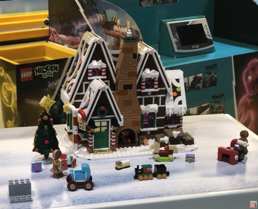 LEGO Creator Expert 10267 Lebkuchenhaus im Schaufenster | ©2019 Brickzeit