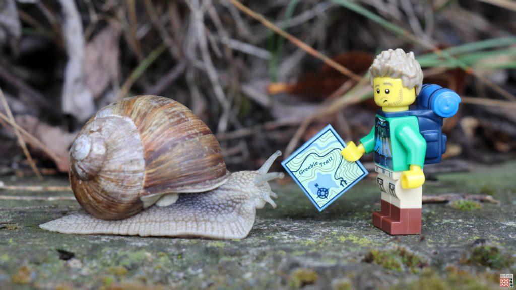 Ich nix sprechen LEGO | ©2019 Brickzeit