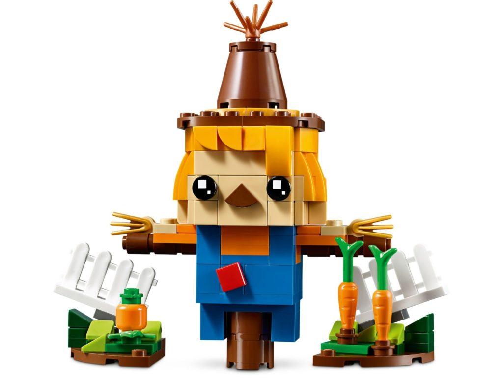 LEGO Brickheadz 40352 Erntedank Vogelscheuche | ©LEGO Gruppe
