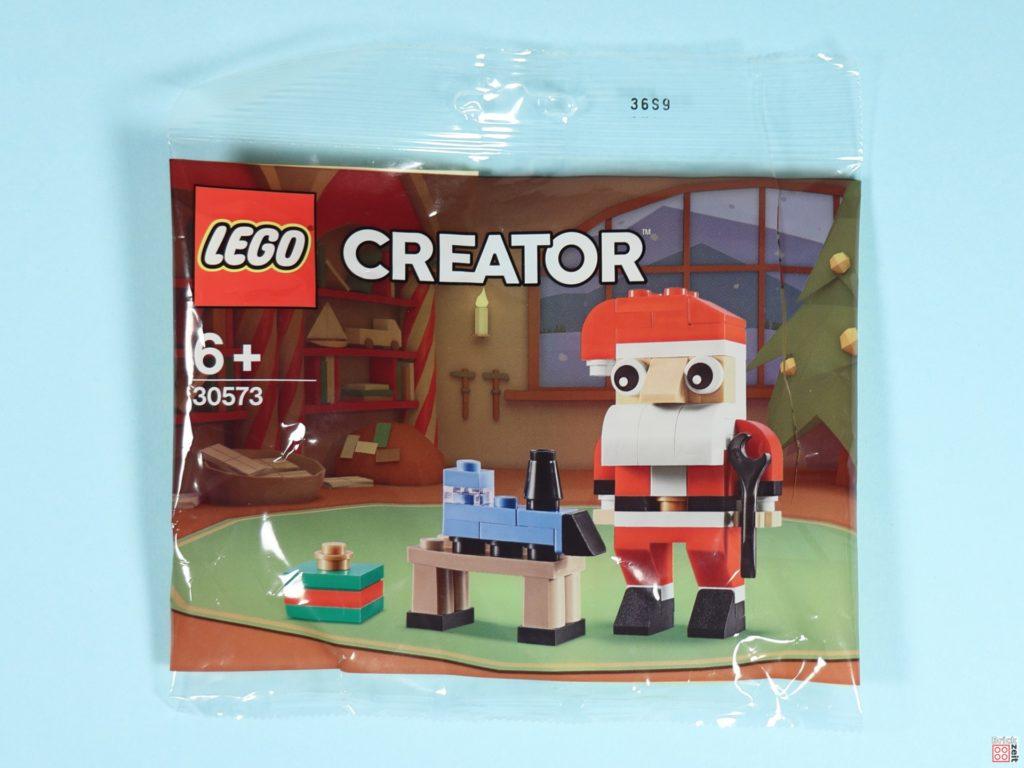 LEGO® Creator 30573 Weihnachtsmann - Polybag | ©2019 Brickzeit