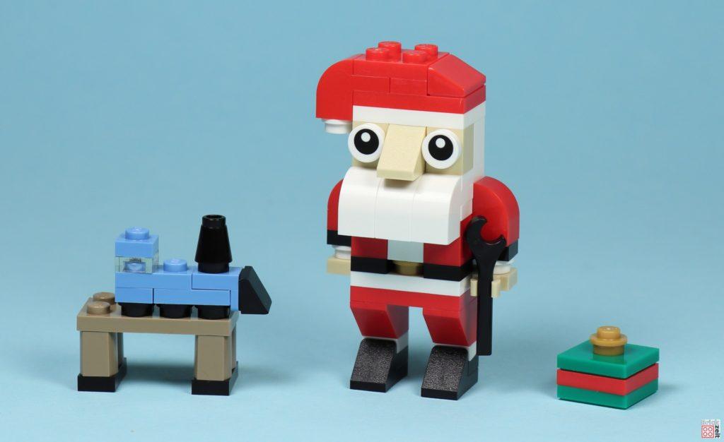 LEGO® Creator 30573 Weihnachtsmann | ©2019 Brickzeit