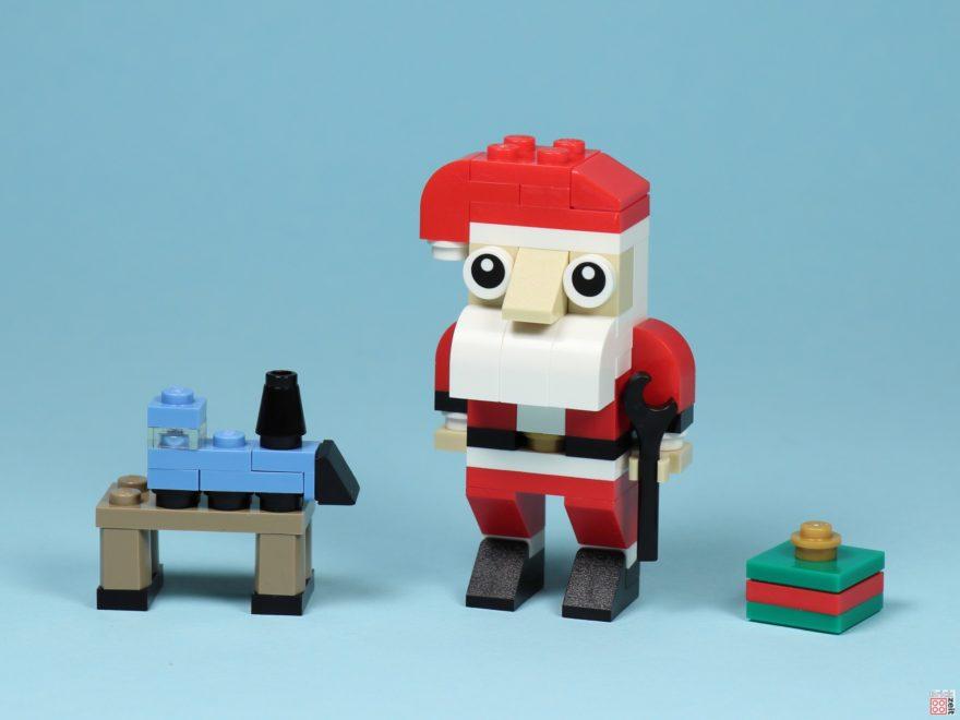 LEGO® Creator 30573 Weihnachtsmann - Titelbild | ©2019 Brickzeit