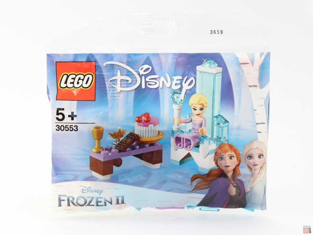 LEGO Disney Frozen 30553 Elsa's Winter Throne - Polybag | ©LEGO Gruppe