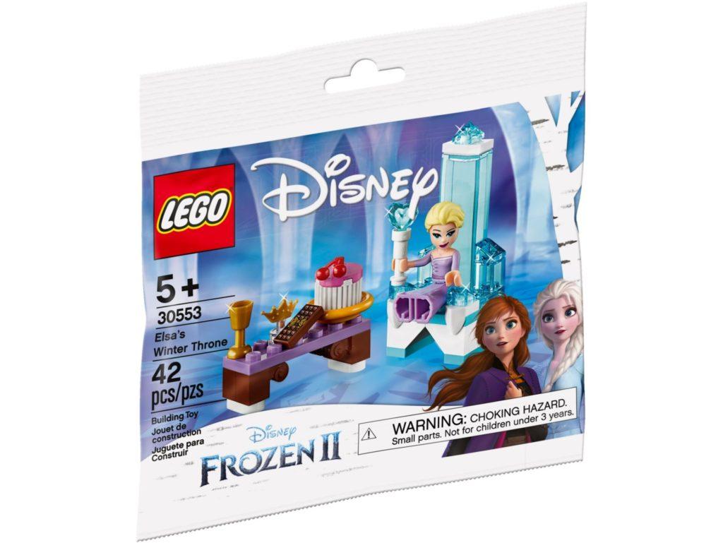 LEGO Disney Frozen 30553 Elsa's Winter Throne | ©LEGO Gruppe