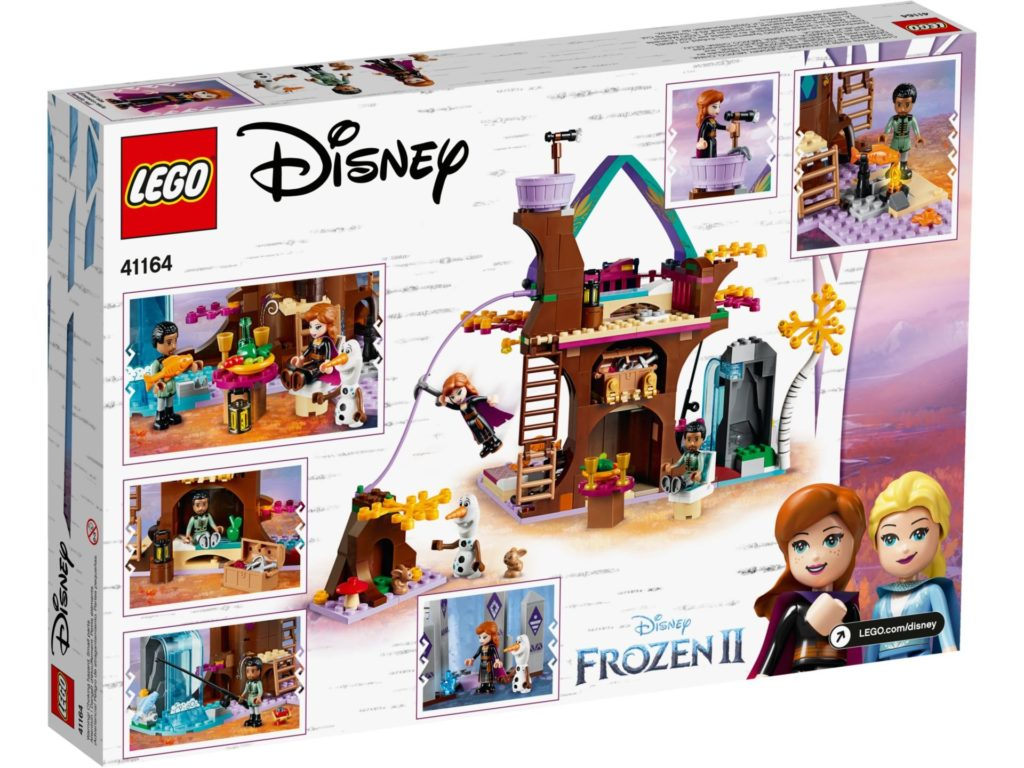 LEGO® Disney 41164 Verzaubertes Baumhaus | ©LEGO Gruppe