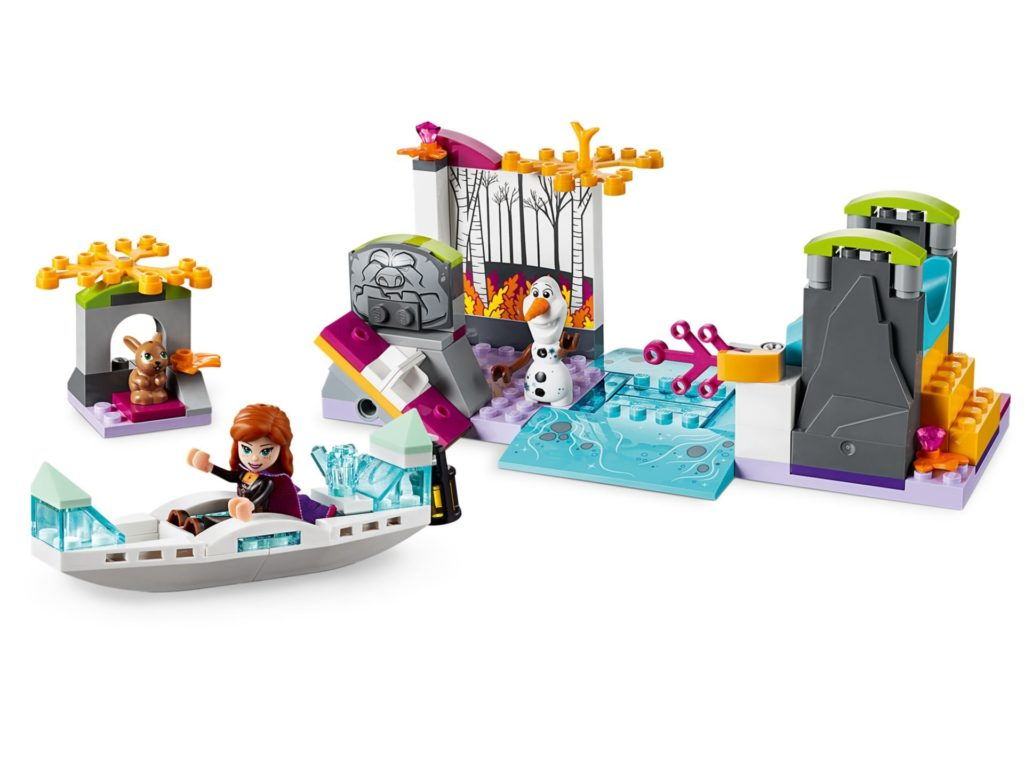 LEGO® Disney 41165 Annas Kanufahrt | ©LEGO Gruppe