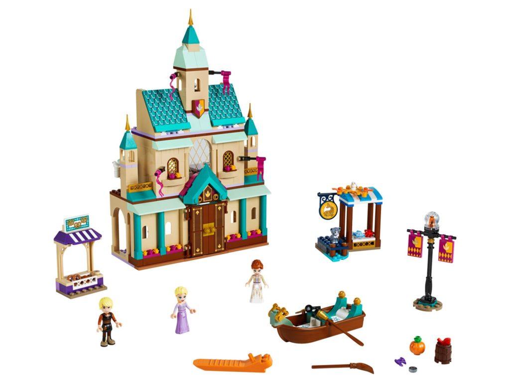 LEGO® Disney 41167 Schloss Arendelle | ©LEGO Gruppe