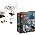 LEGO® Ideas 21320 Dinosaurier-Fossilien - Titelbild | ©LEGO Gruppe