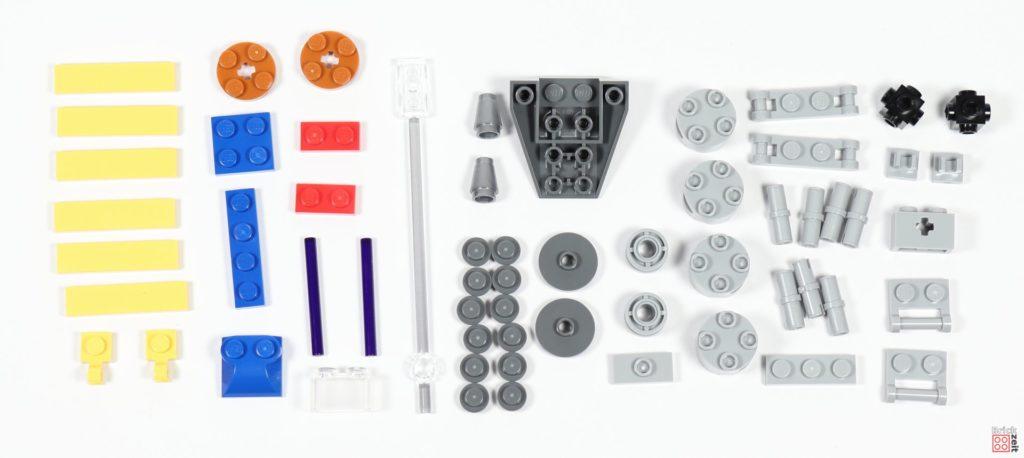 LEGO® Star Wars™ 30461 Podracer Polybag - Inhalt | ©2019 Brickzeit