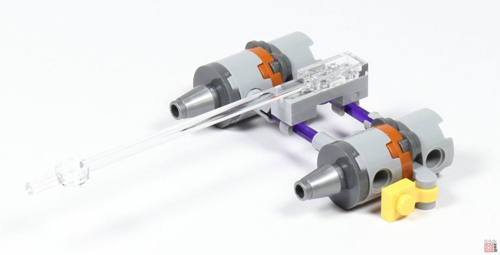 LEGO® Star Wars™ 30461 Podracer Polybag -Bau 03 | ©2019 Brickzeit