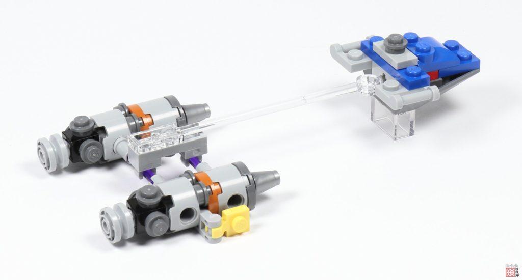 LEGO® Star Wars™ 30461 Podracer Polybag -Bau 08 | ©2019 Brickzeit
