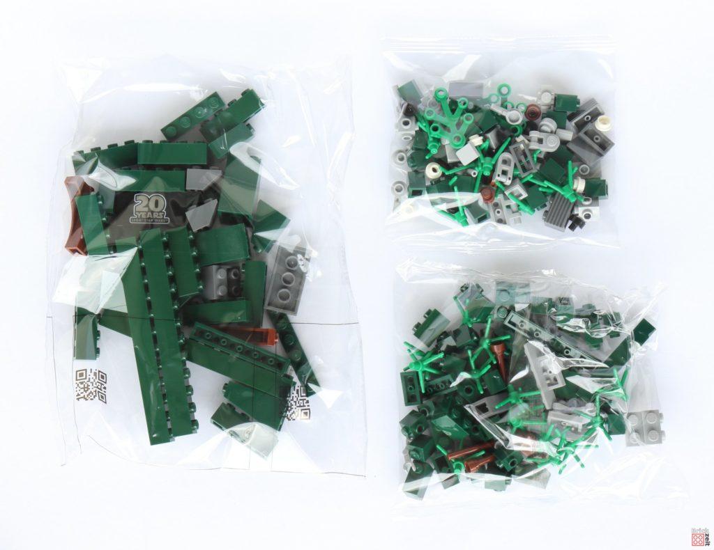 LEGO® Star Wars™ 40362 Schlacht von Endor - Inhalt, Bausteine | ©2019 Brickzeit