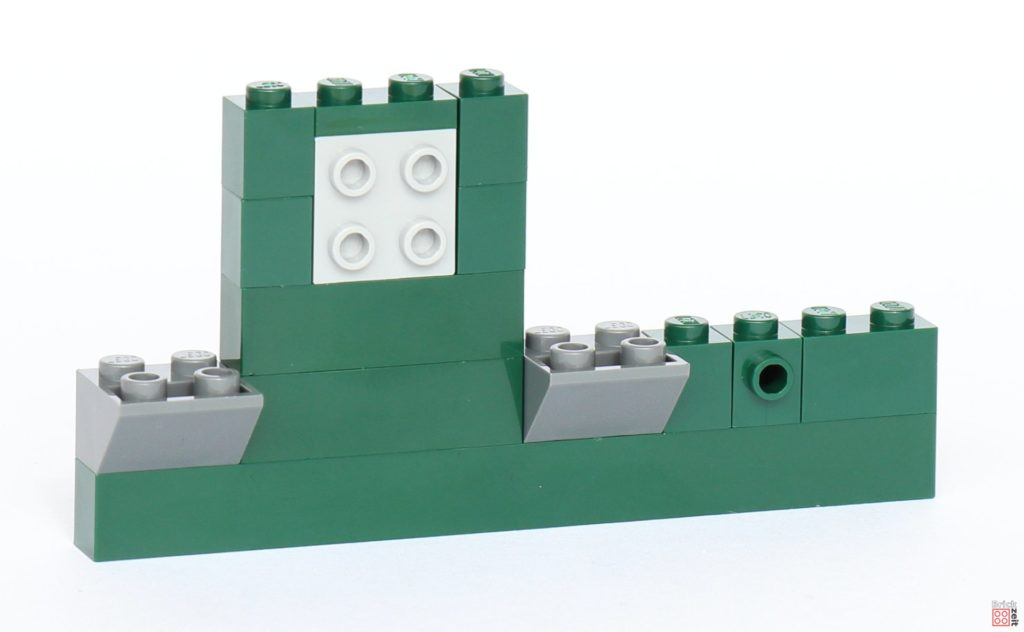 LEGO® Star Wars™ 40362 Schlacht von Endor - Bau | ©2019 Brickzeit
