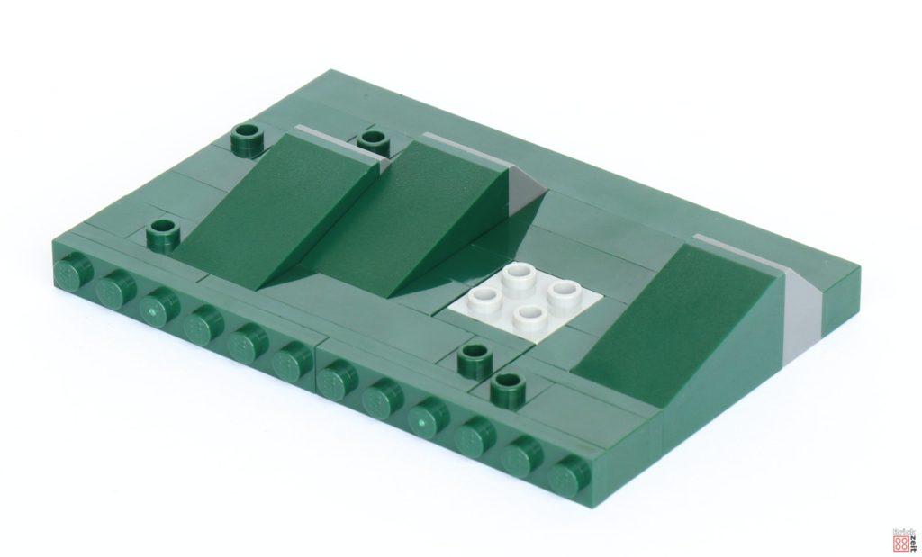 LEGO® Star Wars™ 40362 Schlacht von Endor - Bau, Bodenteil 1 | ©2019 Brickzeit