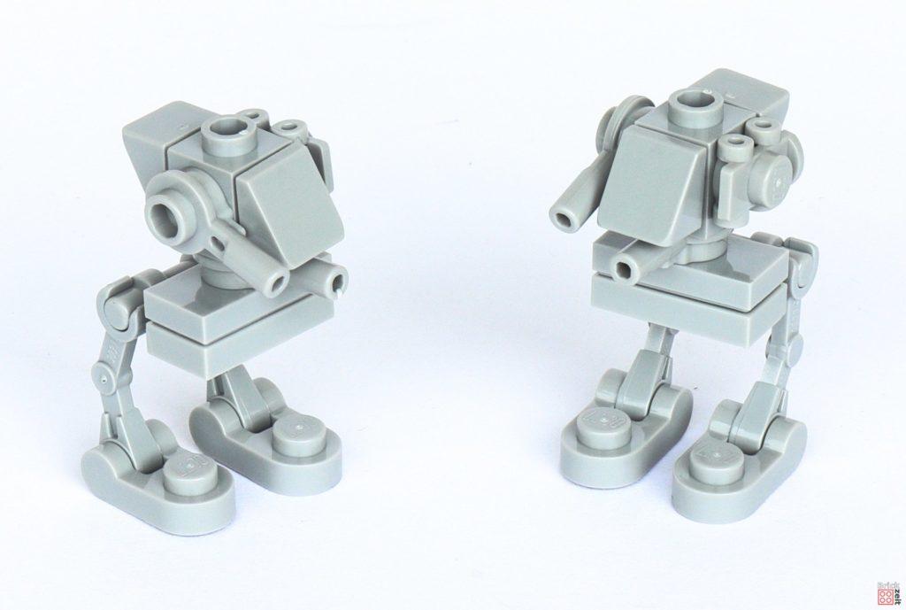 LEGO® Star Wars™ 40362 Schlacht von Endor - AT-ST, Vorderseite | ©2019 Brickzeit