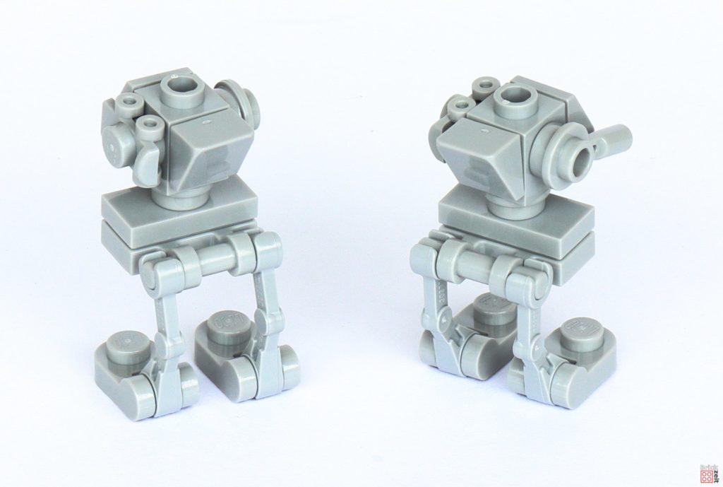 LEGO® Star Wars™ 40362 Schlacht von Endor - AT-ST, Rückseite | ©2019 Brickzeit