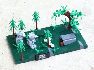 LEGO® Star Wars™ 40362 Schlacht von Endor - Titelbild | ©2019 Brickzeit