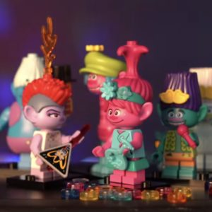 LEGO Trolls World Tour | ©LEGO Gruppe