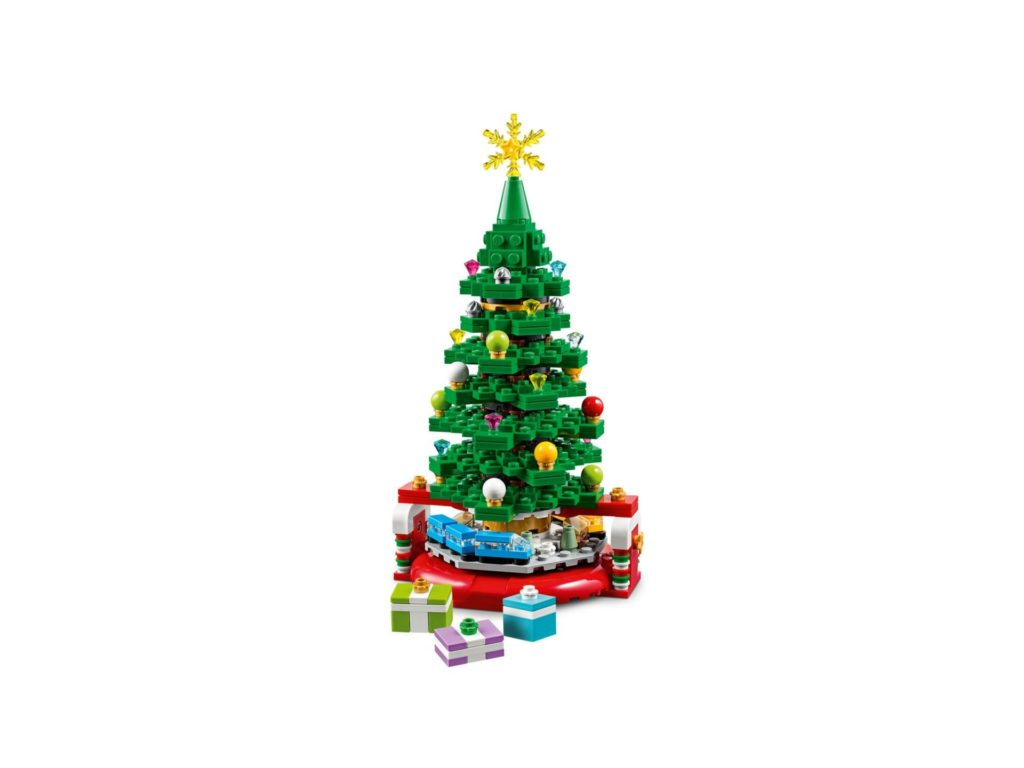 LEGO 40338 Weihnachtsbaum | ©LEGO Gruppe