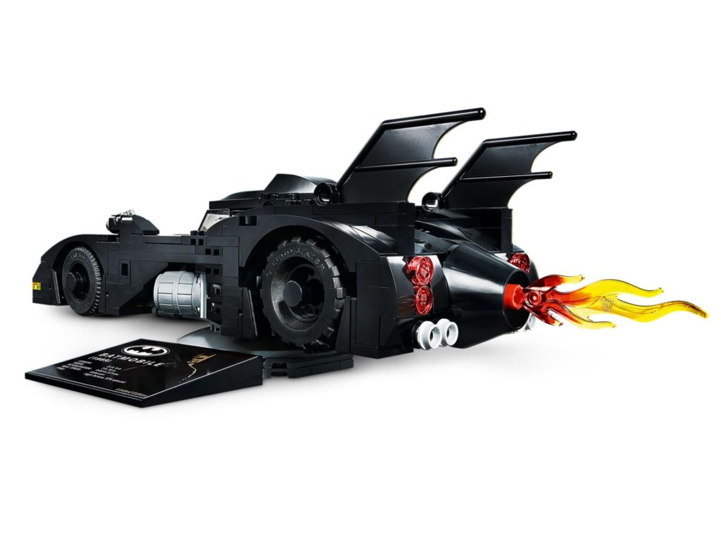 LEGO 40433 - 1989 Batmobile - Limited Edition | ©LEGO Gruppe
