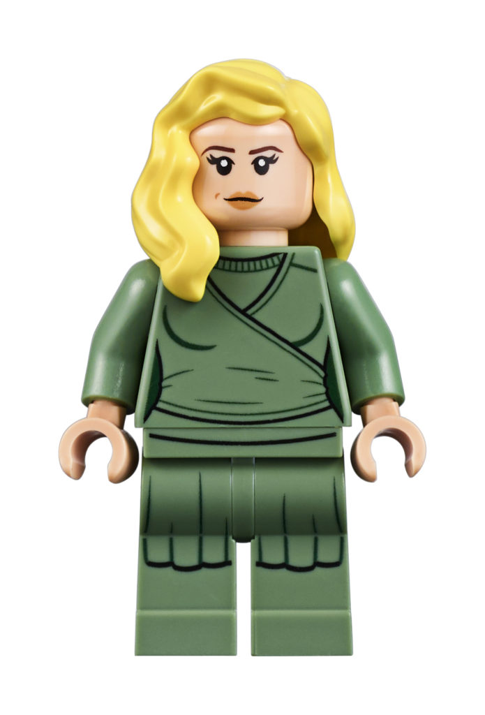 LEGO® 76139 Vicki Vale Minifigur | ©LEGO Gruppe