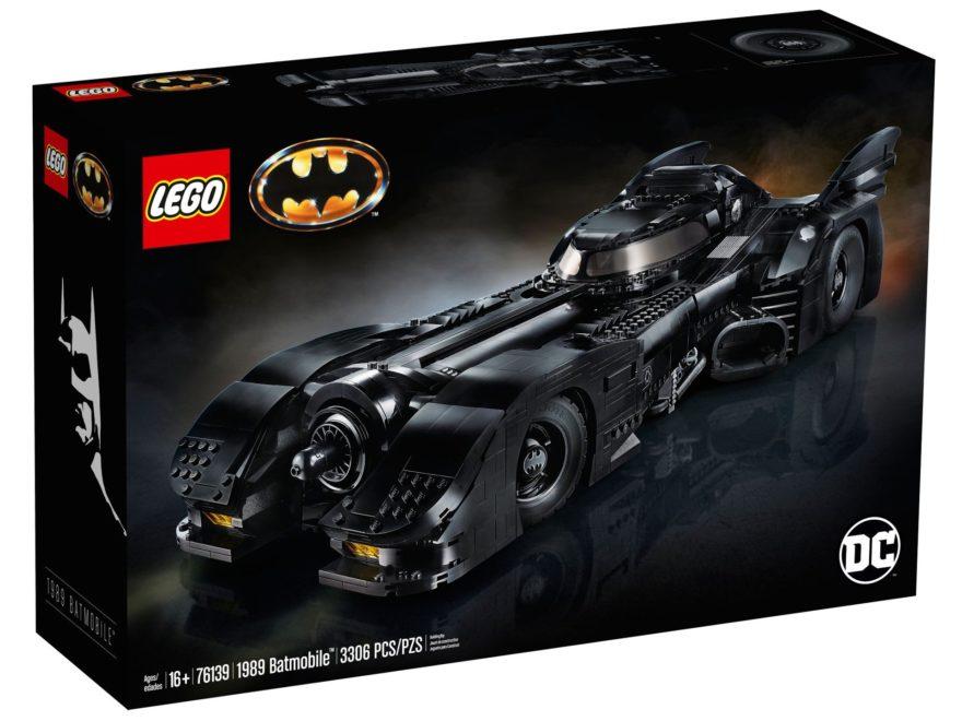 LEGO® 76139 Batmobile - Titelbild | ©LEGO Gruppe