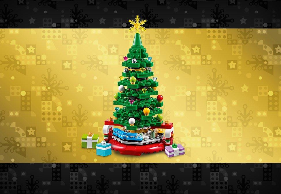 LEGO Saisonal 40338 Weihnachtsbaum | ©LEGO Gruppe