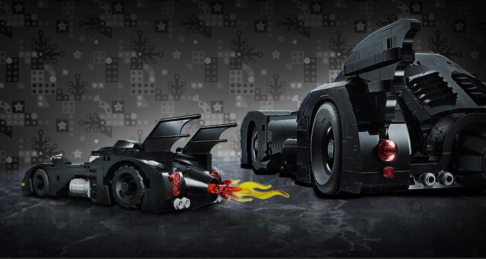 LEGO 40433 Mini Batmobile Teaser | ©LEGO Gruppe