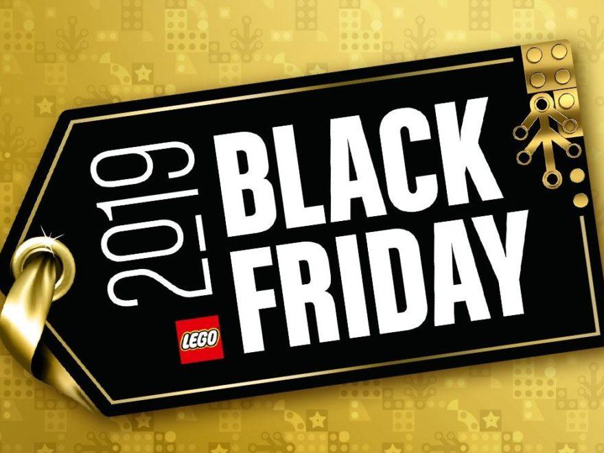LEGO Black Friday und Cyber Monday 2019 | ©LEGO Gruppe