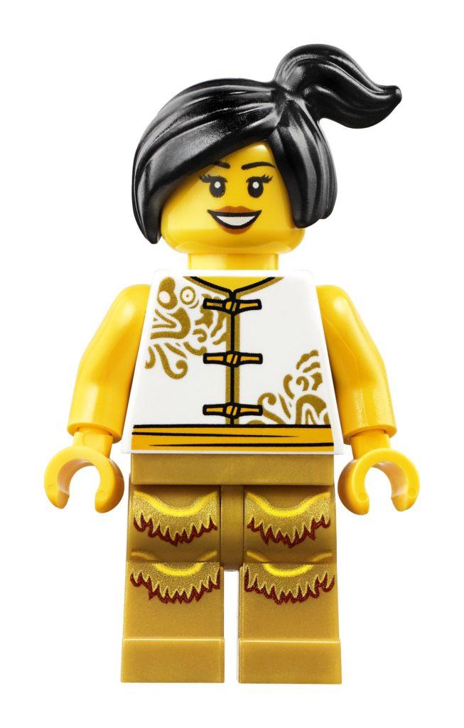 LEGO® 80104 Löwentanz | ©LEGO Gruppe