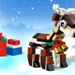 LEGO® Creator 40434 Rentier Polybag - Titelbild | ©LEGO Gruppe