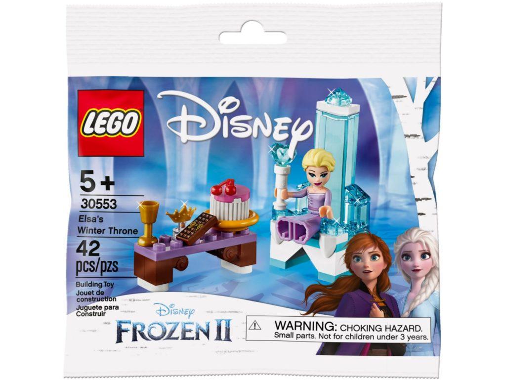 LEGO 30553 Elsas Thron | ©LEGO Gruppe