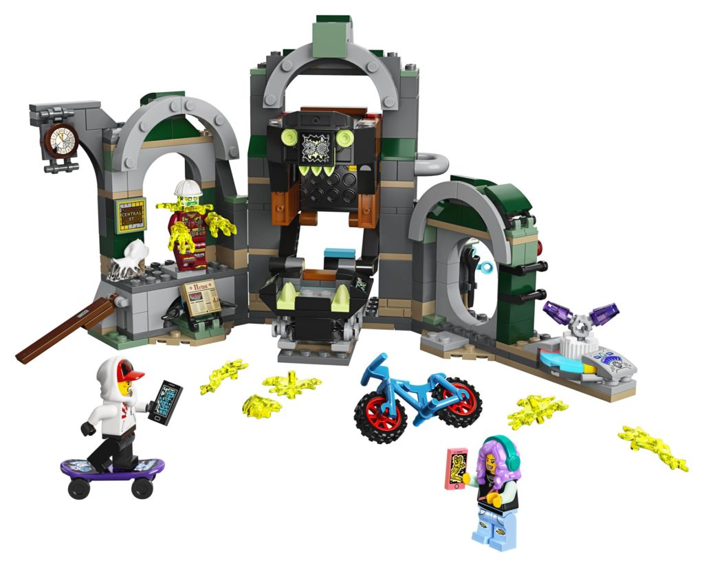 LEGO® Hidden Side™ 70427 Portal | ©LEGO Gruppe