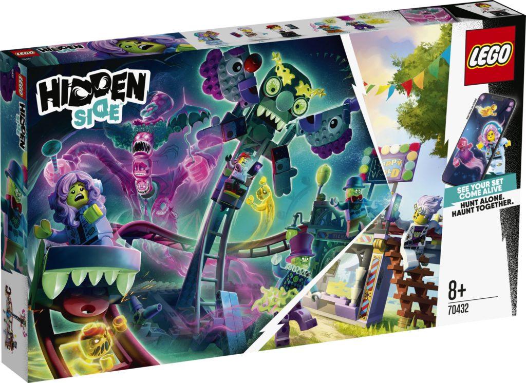 LEGO® Hidden Side™ 70432 Geister-Jahrmarkt | ©LEGO Gruppe