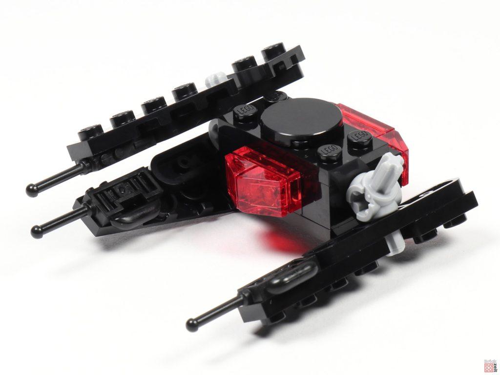 LEGO® Star Wars™ Magazin Nr. 54 (Dezember 2019) - TIE Silencer, Aufbau 7 | ©2019 Brickzeit