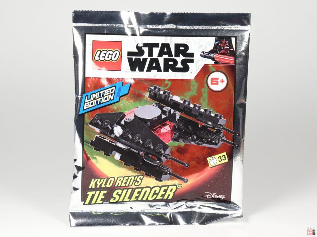 LEGO® Star Wars™ Magazin Nr. 54 (Dezember 2019) - TIE Silencer, ItemNr. 911954 | ©2019 Brickzeit