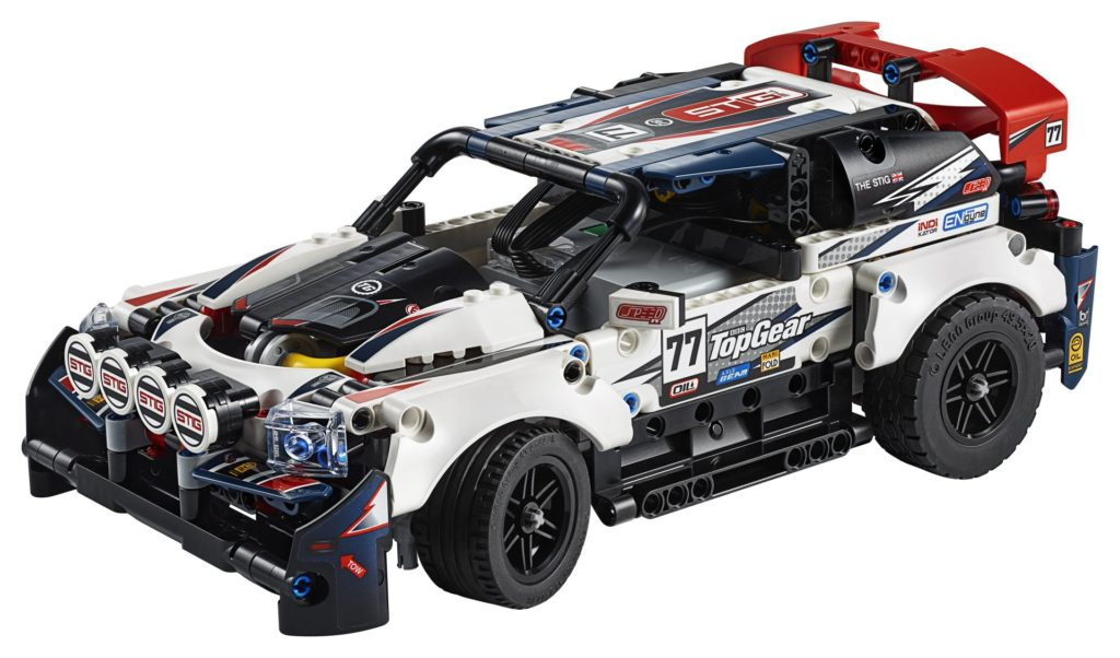 LEGO® Technic 42109 Top Gear Rally Car | ©LEGO Gruppe