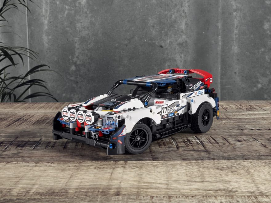LEGO® Technic 42109 Top Gear Rally Car - Titelbild | ©LEGO Gruppe
