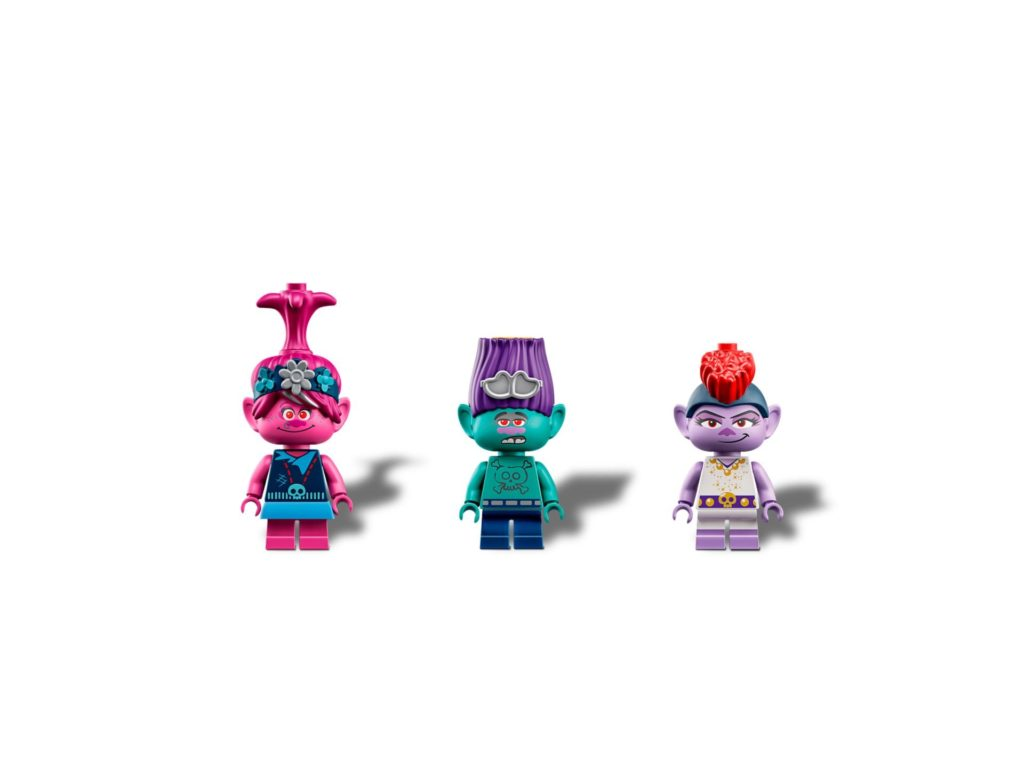 LEGO® TROLLS WORLD TOUR 41254 Volcano Rock City Konzert | ©LEGO Gruppe