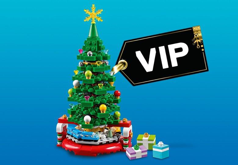 Gratis LEGO 40338 Weihnachtsbaum | ©LEGO Gruppe