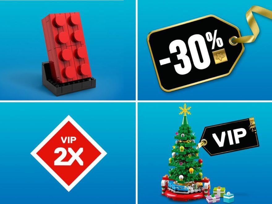 LEGO VIP Wochenende 2019
