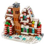 LEGO Creator 40337 Mini-Lebkuchenhaus Gratisbeigabe | ©2019 LEGO Gruppe