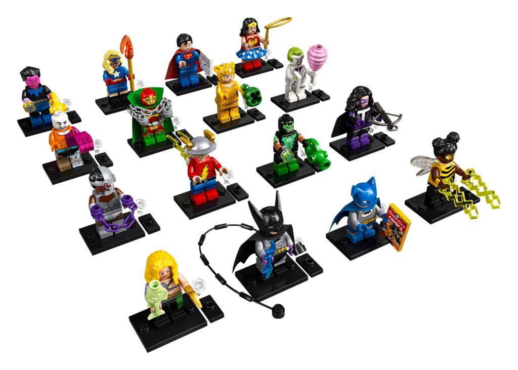 LEGO DC Super Heroes Minifiguren Serie 71026 | ©LEGO Gruppe