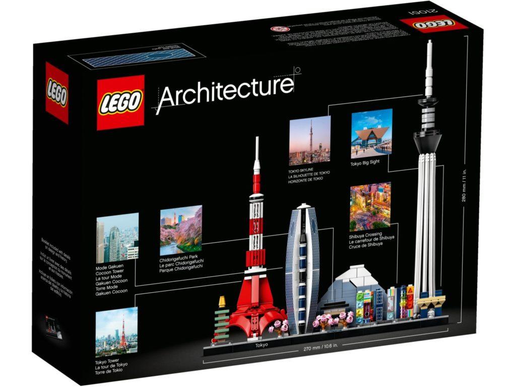 LEGO® Architecture 21051 Tokyo | ©LEGO Gruppe