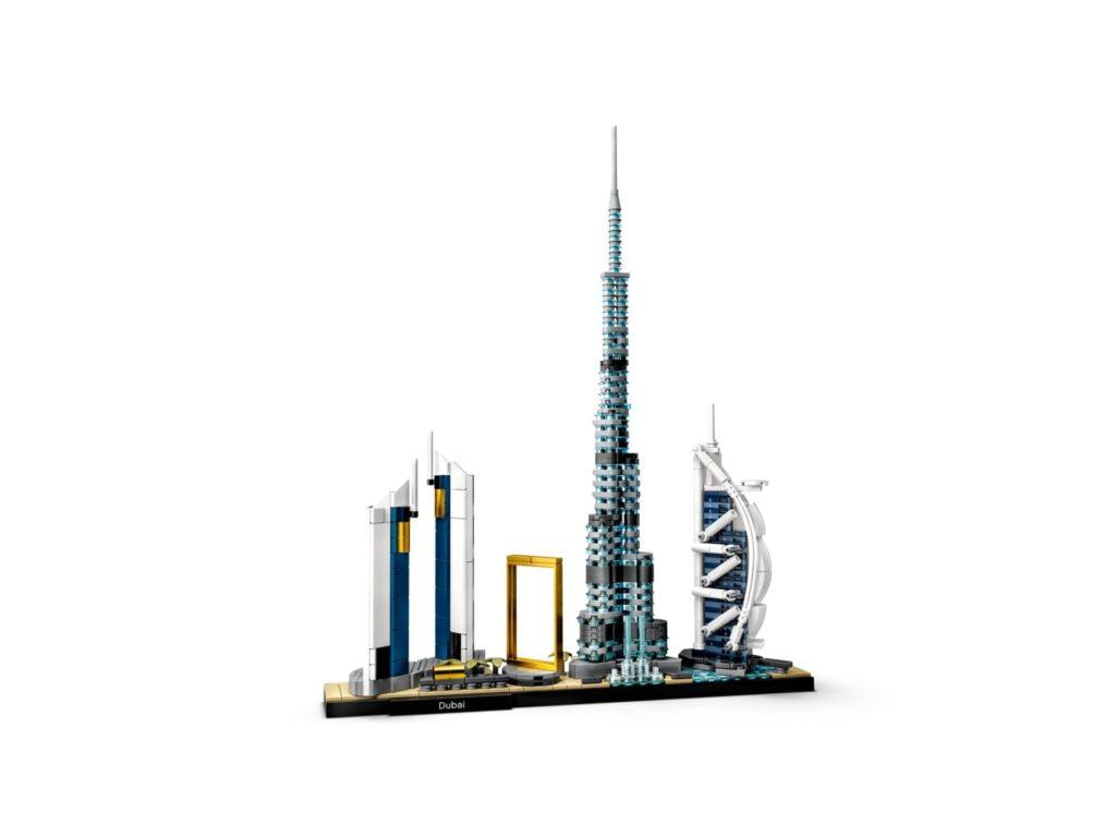 LEGO® Architecture 21052 Dubai | ©LEGO Gruppe